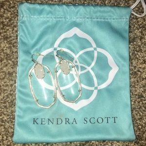Kendra Scott Daniel Drop Earrings